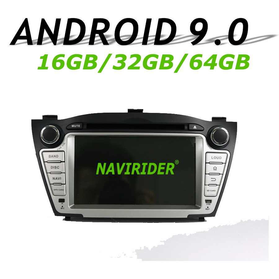 Navirider GPS navigation For Hyundai IX35 TuCson II 2011 Touch Screen DVD Car android 9 64gb rom radio bluetooth player stereoNavirider GPS navigation For Hyundai IX35 TuCson II 2011 Touch Screen DVD Car android 9 64gb rom radio bluetooth player stereo