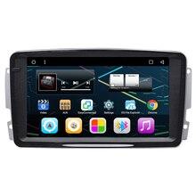 """8 """"Android 6.0 Multimedias Del Coche de Navegación GPS DVD Radio para Mercedes Benz W203 S203 C209 W209 W463 W163 W168 Viano Vaneo Vito"""