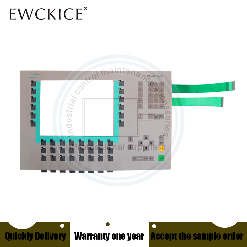 NEW 6AV6542-0CC10-0AX0 OP270-10 6AV6 542-0CC10-0AX0 HMI PLC Membrane Switch keypad keyboard membrane keypad for 6av3627 1lk00 0ax0 op27