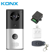 Konx kw03 1080p h264 смарт wifi видео домофон дверной звонок