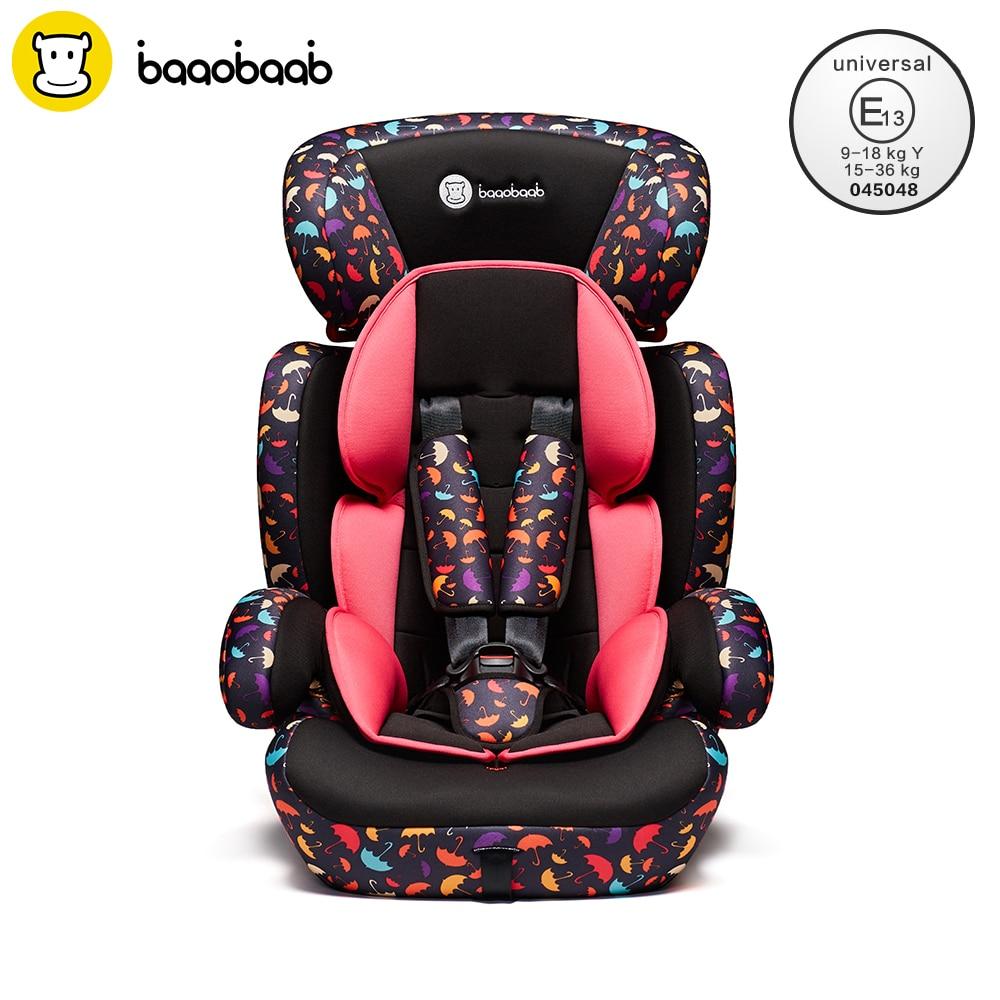 Vaikų automobilių sėdynių važiuojamosios dalies Baaabaab 1/2/3 - Kūdikių sauga - Nuotrauka 2