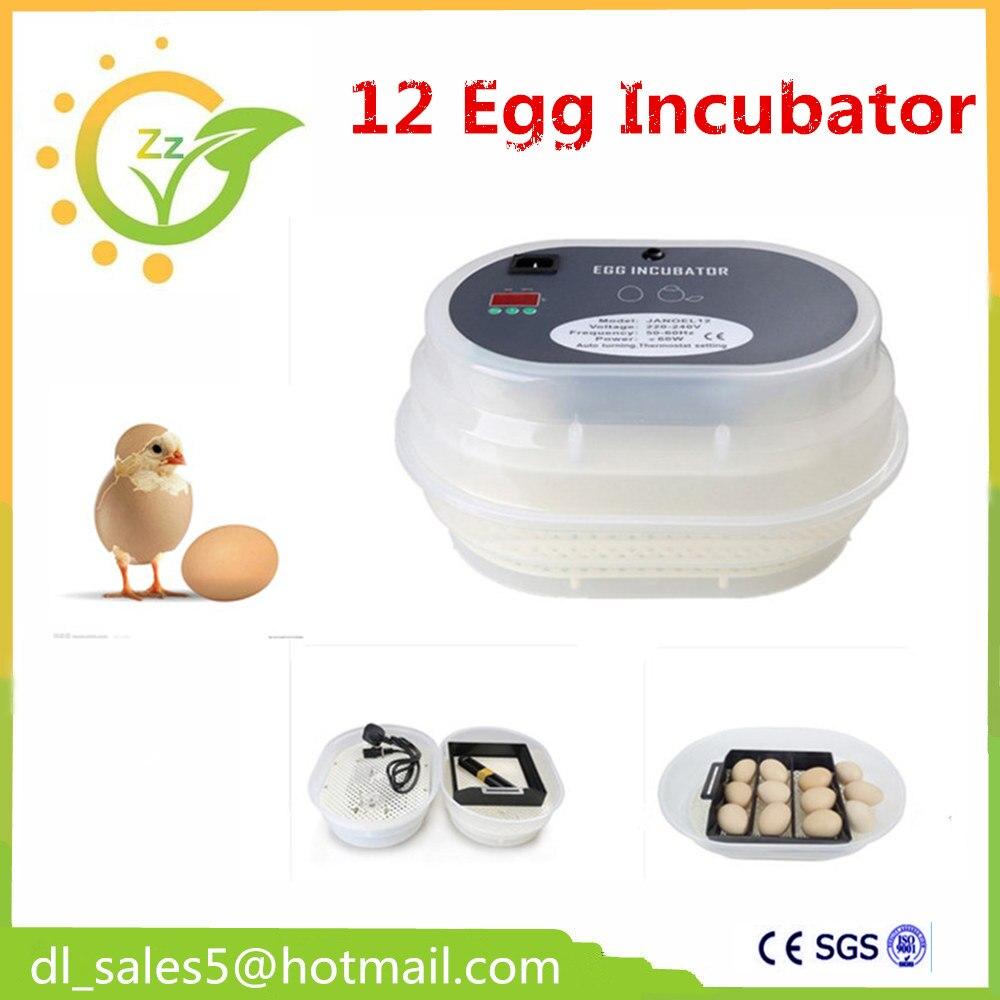 цена Mini   Eggs Incubator  For Hatching  12 Eggs Chicken онлайн в 2017 году