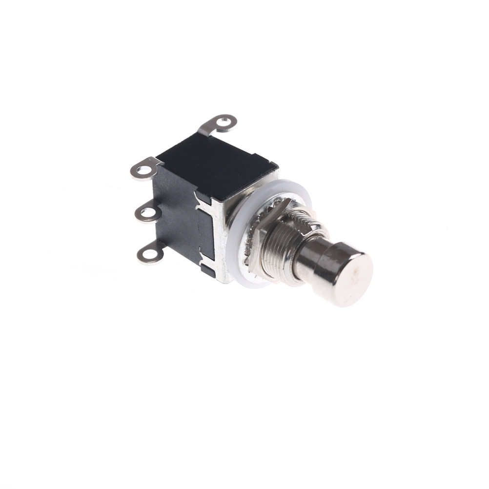 High Quality 6Pins DPDT Momentary Stomp Foot Switch for Guitar AC 250V/2A 125V/4A image