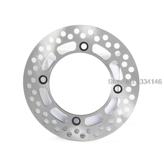 New Motorcycle Rear  Rotor Brake Disc For Yamaha WR125 YZ125 YZ250 WR450F YZ450F