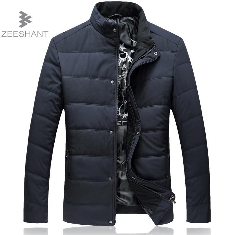 ZEESHANT 2017 Hot Sale Men Winter Cotton-Padded Coat Jacket Winter Plus Size L-5XL 6XL Parkas Chaquetas Rompevientos Hombre hot sale cotton solid men tank top