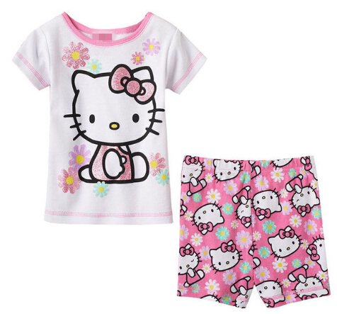 4ffedae3ea Neue Ankunft sommer Baby Schlafanzug Jungen Superman Pyjama Kind  schlafanzüge Mädchen Cartoon Pijamas Kinder Kleidung set in Neue Ankunft  sommer Baby ...
