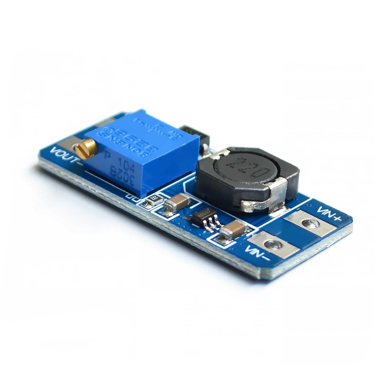 5 pièces/lot MT3608 2A Max DC-DC Module d'alimentation Booster Module d'alimentation pour