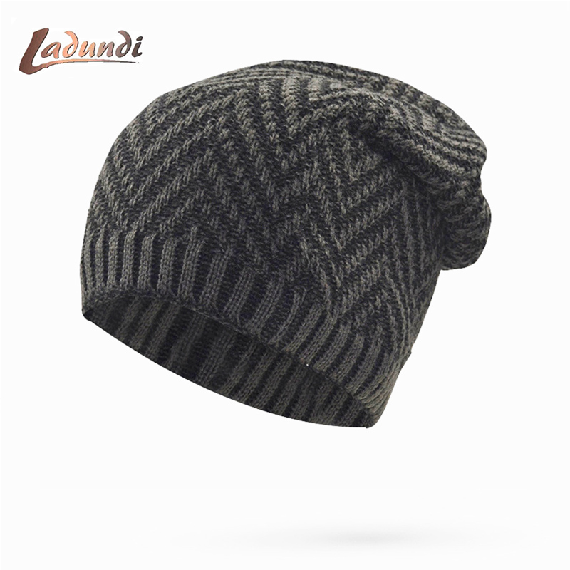 Balaclava Knitted hat warmer Winter Hats For Men women caps   skullies     beanies   warm Fleece cap   Beanies   Hats Male