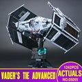 Vader Lepin 05055 Serie Star El Rogue Uno USC EMPATE Avanzado Juego de Combate Educativos Building Blocks Juguetes de Los Ladrillos de Regalo 10175
