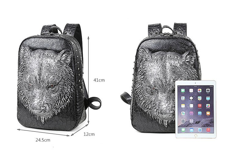 tiger head backpack (2)