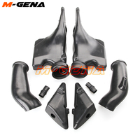 Motorcycle Air Intake Tube Duct Cover Fairing For CBR600RR CBR 600 RR F5 2005 2006 2005 2006 05 06