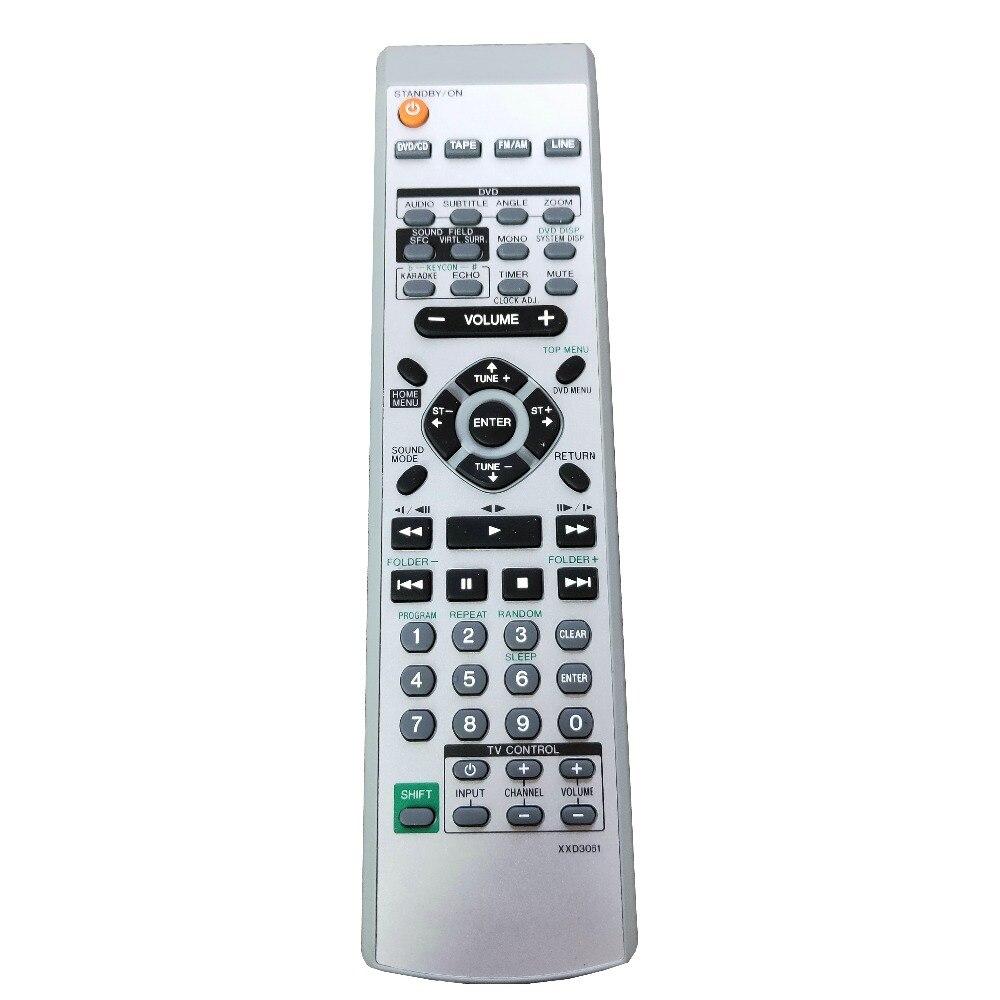 Пульт дистанционного управления для Pioneer XXD3060 XXD3098 XXD3097 XXD3061 XXD3049 XXD3062 AV стерео DVD Кассетный приемник