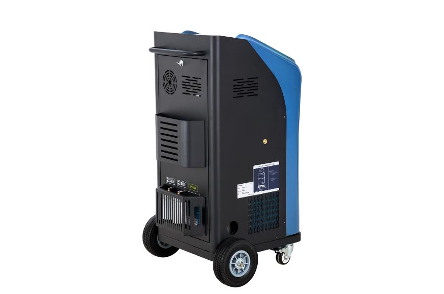 Tektino Rcc 9a Fully Automatic Refrigerant Recovery And Recycling