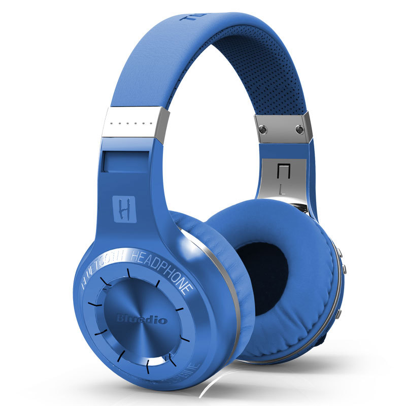 100% Original Bluedio HT Wireless Bluetooth Headphones BT 4.1 Stereo Bluetooth Headset built-in Mic for calls free shipping outdoor camping emergency light solar powered led flashlight self defense glare flashlight hammer torch light with power bank
