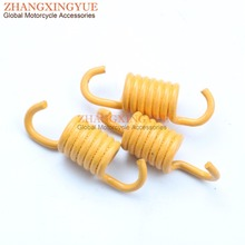 PERFORMANCE 1500 RPM CLUTCH SPRINGS FOR SCOOTERS WITH 125cc 150cc GY6 152QMI 157QMJ MOTORS