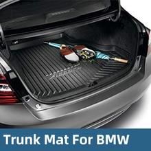 цена на All Weather Custom Fit Cargo Trunk Liner Floor Mat For BMW F30 F35 F18 G30 E84 F10 F26 E70 F15 F16 X1 X3 X5 X6 X4 3 5 Series