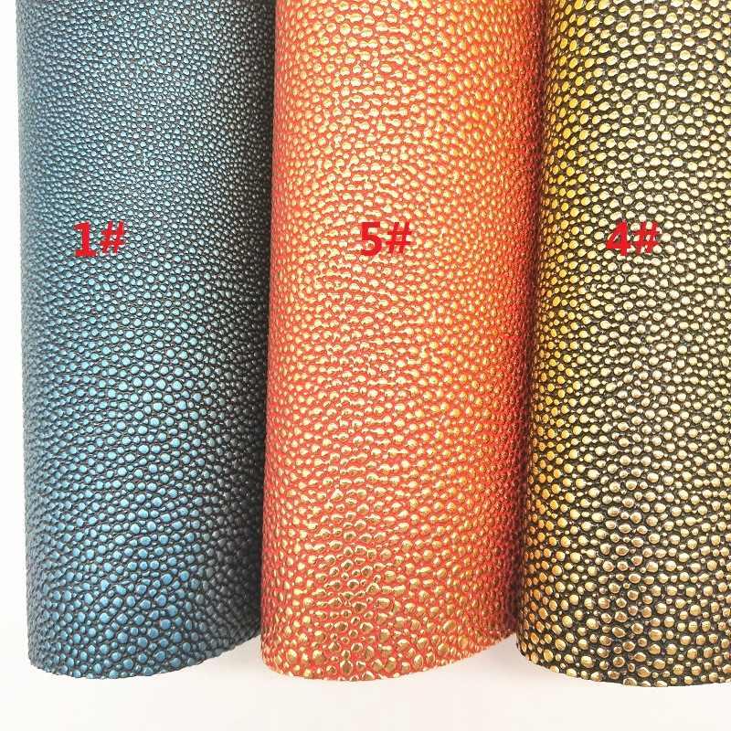 1 cái A4 KÍCH THƯỚC 21X29 cm Alisa Long Lanh Cuero Sintetico Nổi Caviar Da TỰ LÀM tóc Accessroies Da Thủ Công cho DIY K28A