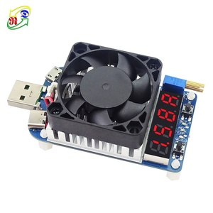 Image 2 - RD HD25 HD35 Trigger QC2.0 QC3.0 Electronic USB Load resistor Discharge battery test adjustable current voltage 35w
