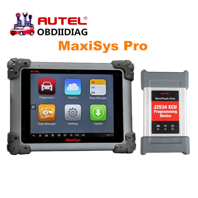 US $2700 0 |AUTEL MaxiSys Pro MS908P Diagnostic System with WiFi AUTEL  MaxiSYS MS908 Pro Automotive Diagnostic & ECU Programming System-in  Electrical