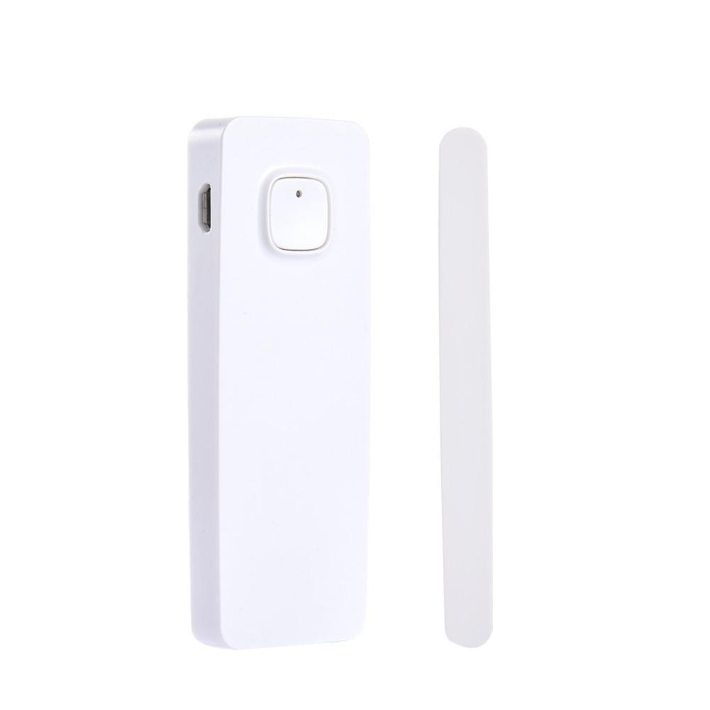 Smart WIFI Door Magnetic Alarm Window Door Sensor Home ...