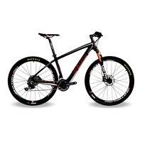 BEIOU Carbon 27 5 Inch Mountain Bike 19 Frame 30 Speed SHI MANO M610 DEORE 650B