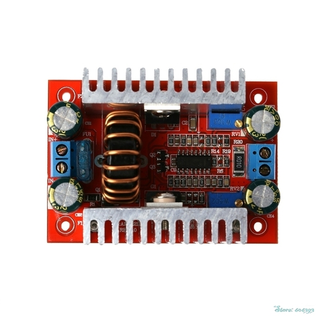 Convertisseur élévateur 400W W 1 pièce | Module dalimentation à courant Constant, convertisseur de Boost de Step up