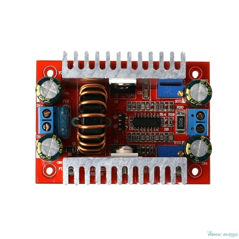 1PC 400W DC-DC Step-up Boost Converter Constant Current Power Supply Module