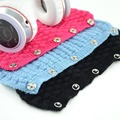 Replacement Pure Wool Headband Cushion for Sony, Baia, Denon, Goethe,  etc Series Headphones