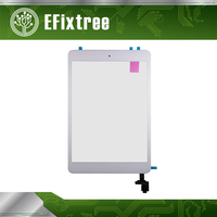 Grade A New Touch Panel Assembly For IPad Mini 2 A1489 A1490 Digitizer LCD Front Glass