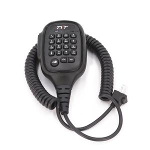 Image 5 - Original Microphone Speaker Mic for TYT MD 9600 Car Walkie Talkie MD 9600 Compatible with RT90 Microphone Speaker DMR Car Radios