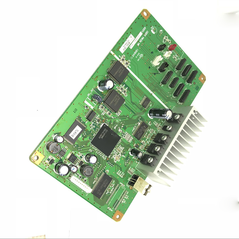 Original 1390 R1390 Main board Monther board Mainboard For Epson Printer brand new novajet encad 750 main board carriage board use for lecai skycolor inkjet printer mainboard spare part