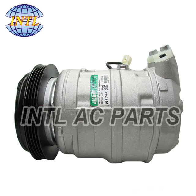 US $84 0  Zexel DKS16H 92600 48P01 92600 61S60 92610 30P12 92610 40V00 auto  ac compressor For Nissan 300ZX V6 3L GAS 1989 1996-in Air-conditioning