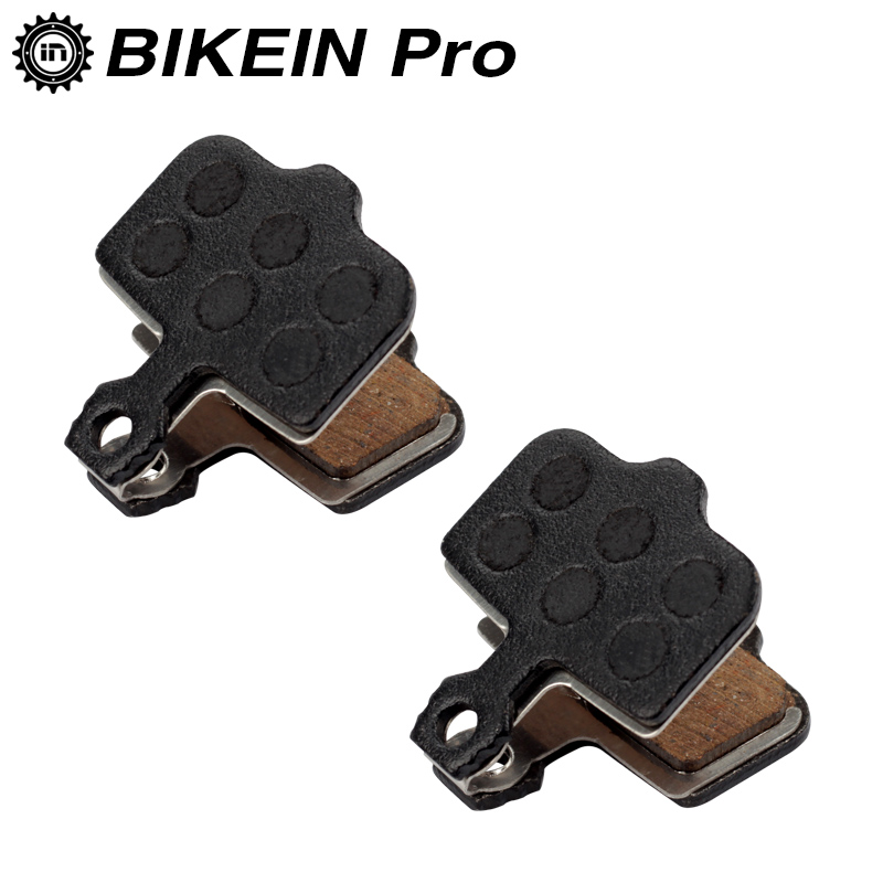 2Pcs MTB Mountain Bike Black Disc Brake Pad For AVID Elixir E1//3//5//7 Universal