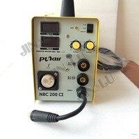 MIG200 MAG200 NBC200CI 220 В однофазный IGBT сварочный аппарат CO2 газах сварщик