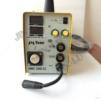 MIG200 MAG200 NBC200CI 220V Single Phase IGBT Welding Machine CO2 Gas Shielded Welder