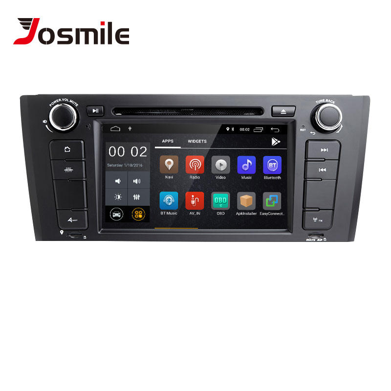 AutoRadio 1 Din Android 8.1 Car DVD Player For BMW E87 1 Series E88 E82 E81 I20 D Navigation Multimedia GPS Wifi Bluetooth Audio
