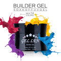 Yaoshun UV Builder Gel Nail Polish DIY Nail Art Salon UV Gel for French Nail Gel Builder