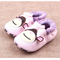 Fashion New Spring Baby Shoes Animal Girls First Walkers Newborn Crib Infant Shoes Cartoon Cool Toddler Shoes