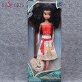 Новый Фильм Моана Принцесса Кукла Моана Приключения Фигурки модель Супер Милые Игрушки Мультфильм Аниме Куклы Подарки Для дети