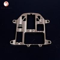 Baja CNC simétrica dirección sistema Fix aleación para 1/5 HPI baja 5B SS 5 t 5sc Rovan King Motores