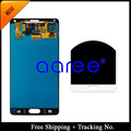 Free Shipping 100% tested  Original  For Samsung Galaxy Note 4 LCD N9100 LCD DIsplay Screen Digitizer Assembly +Sticker