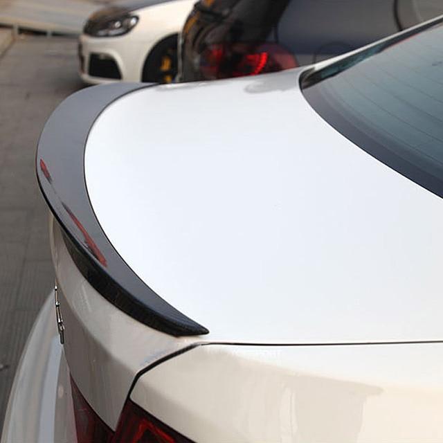 Bmw X6 Specs 2013: 2008~2013 P Style Carbon Fiber X6 E71 Rear Trunk Spoiler