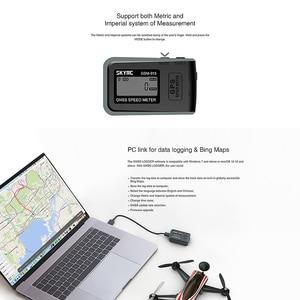 Image 4 - SKYRC velocímetro de alta precisión para Dron, GSM 015 GNSS, GPS, multirrotor, avión, helicóptero