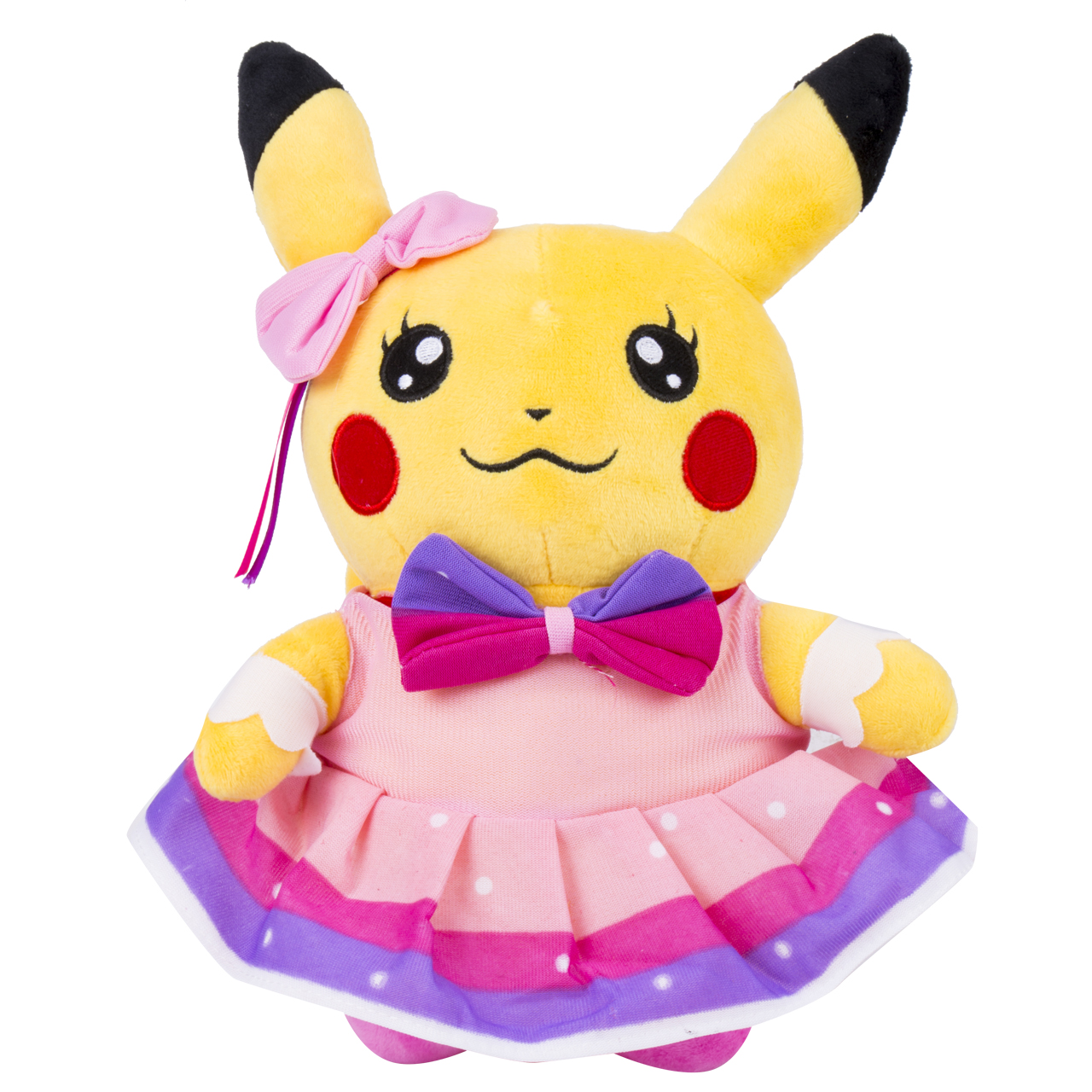 Fashion Pokemon Go Team Pikachu Soft Stuffed Plush Doll Kids Children Baby Toy Gift