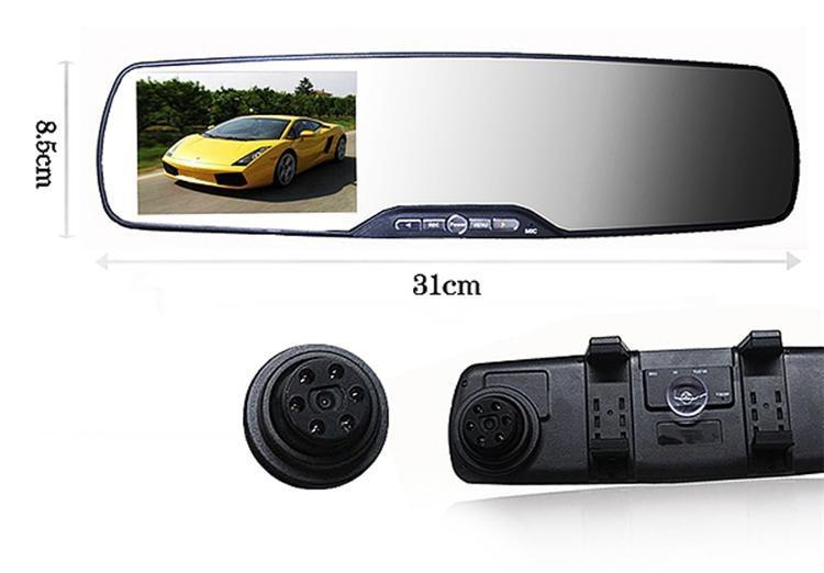 ФОТО Excellent!! Car Rearview Mirror 2.7