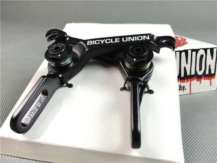 Marque britannique vélo Union griffe paragraphe BMX étrier de frein - 3