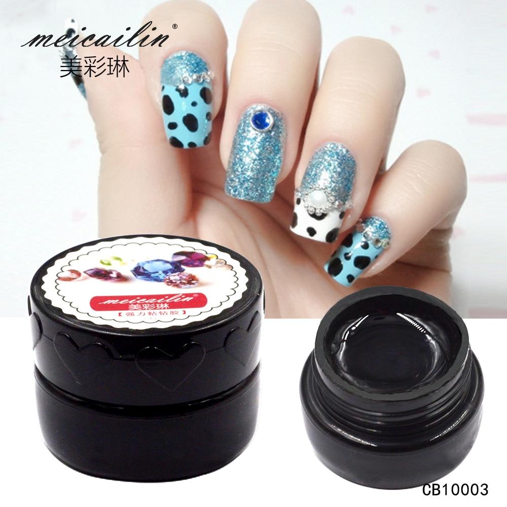 Brand New 5g Nail Art Decoration Transfer Glue Rhinestone Adhesive ...