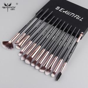 Anmor Makeup Brushes Set 12pcs