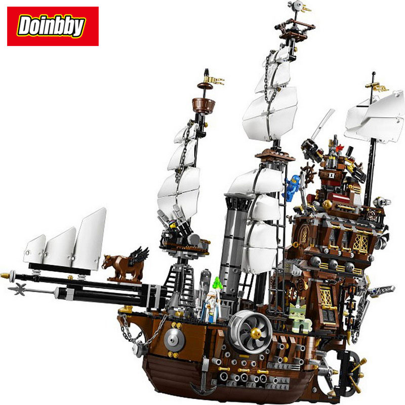 LEPIN 16002 Modular Pirate Ship Metal Beard's Sea Cow Building Block Set Bricks Kits Set Toys 2791Pcs Compatible 70810 free shipping lepin 16002 pirate ship metal beard s sea cow model building kits blocks bricks toys compatible with 70810