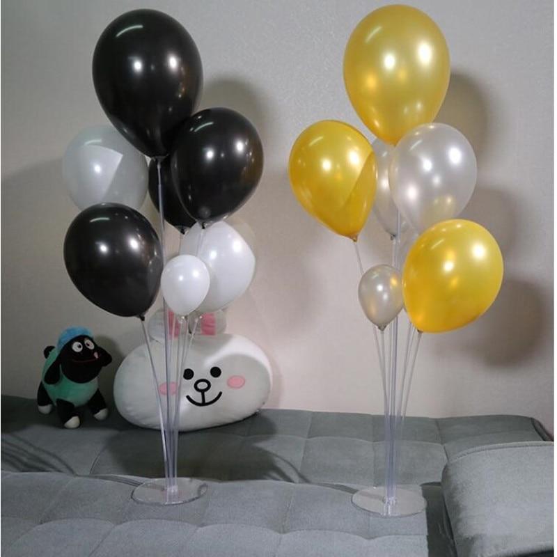 Balloon column base sets box cm high wedding decoration